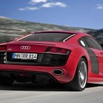 2009 audi r8 5 2 fsi quattro rear speed-1920x1200
