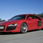 2009 audi r8 5 2 fsi quattro red speed-1920x1200
