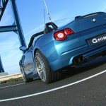 2009 g power g4 bmw z4 rear tilt-1920x1200
