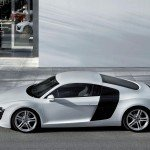 audi r8 reflection-1600x1200