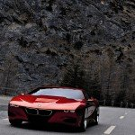 bmw m1 homage concept rear angle road-1920x1200