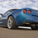 chevrolet corvette zr1 rear exaust-1920x1200