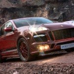 edo competition porsche cayenne gts front angle-1920x1200