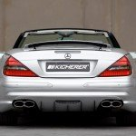 kicherer mercedes benz sl r230 evo ii rear-1600x1200