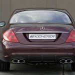 kicherer mercedes cl 65 coupe rear-1920x1200