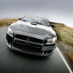 mitsubishi lancer evolution x 2008 front speed-1600x1200