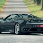novitec rosso ferrari f430 spider supersport rear angle-1920x1200