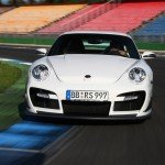 porsche techart gt street gs 2008 front speed-1600x1200