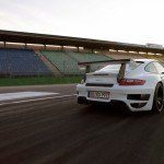 porsche techart gt street gs 2008 rear speed-1600x1200
