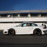 porsche techart gt street gs 2008 side speed-1600x1200